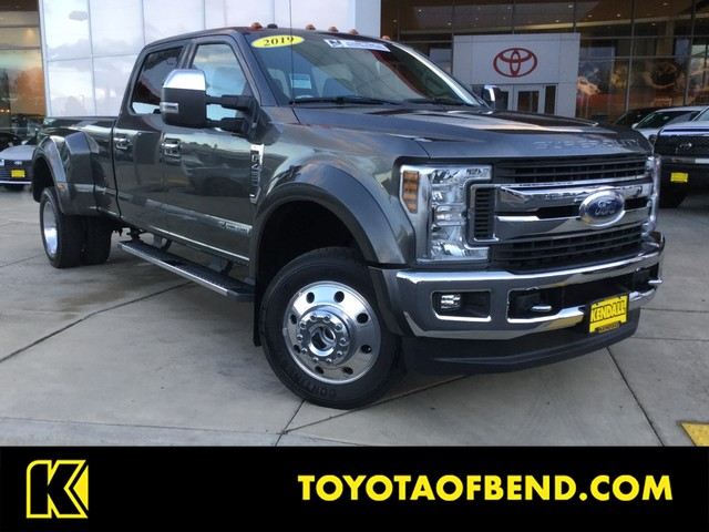 Pre-Owned 2019 Ford Super Duty F-450 DRW XLT