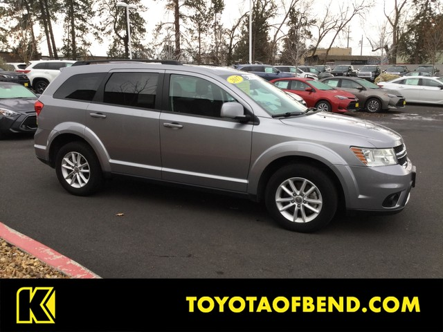 Pre Owned 2017 Dodge Journey Sxt
