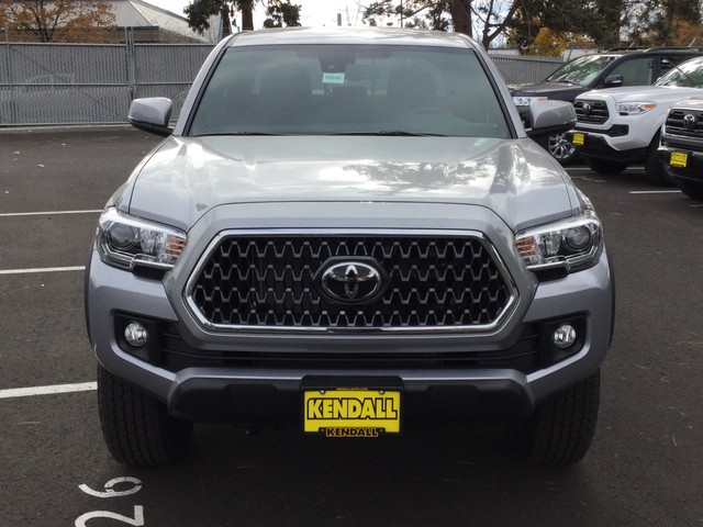 New 2019 Toyota Tacoma 4wd Trd Off Road Long Bed In Bend X36058