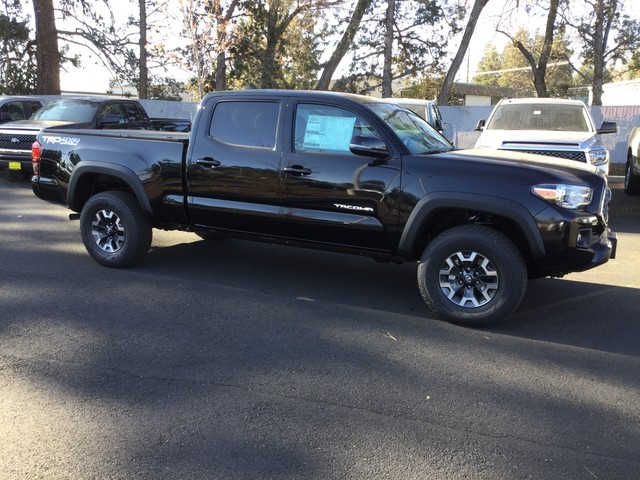 New 2019 Toyota Tacoma 4wd Trd Off Road Pickup Truck In Bend X36073