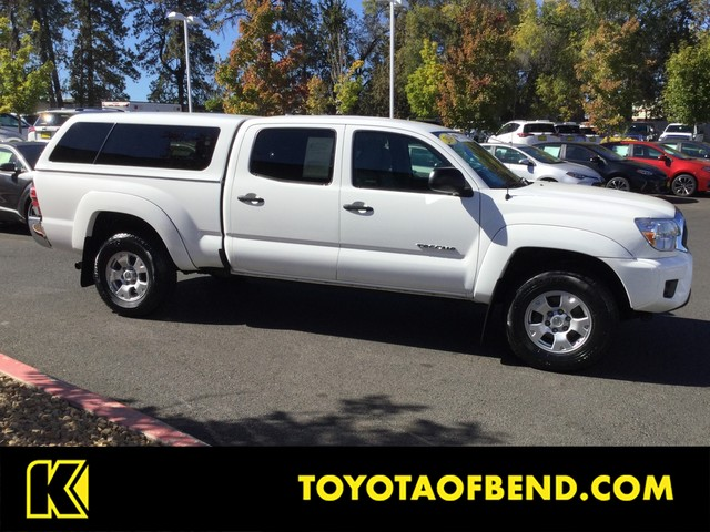 Pre Owned 2014 Toyota Tacoma