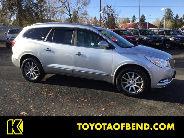 All Wheel Drive Suv Pre Owned 2017 Buick Enclave Leather