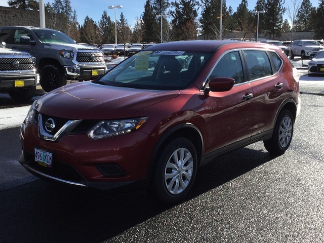 pre owned 2016 nissan rogue s suv in bend x36254a kendall toyota rh toyotaofbend com