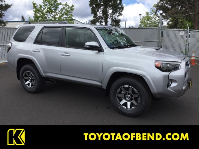 Toyota 4Runner Off Road >> New 2019 Toyota 4runner Trd Off Road Premium Four Wheel Drive Suv