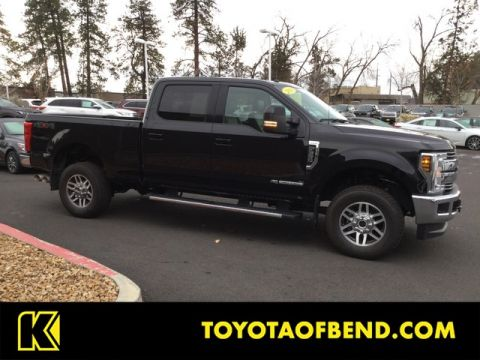 Pre-Owned 2018 Ford Super Duty F-350 SRW LARIAT