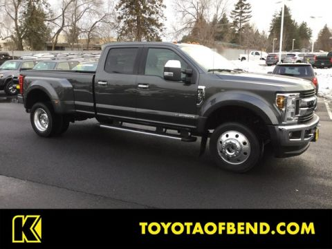 Pre-Owned 2018 Ford Super Duty F-450 DRW XLT