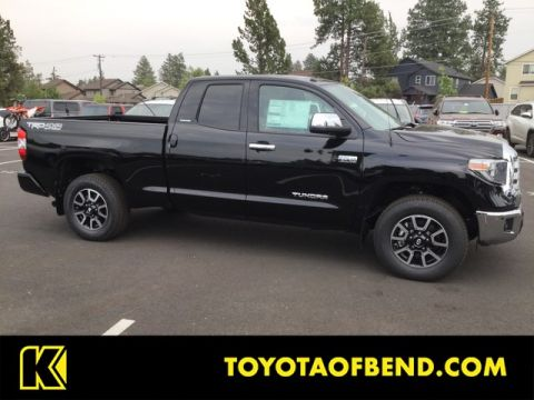 New 2018 Toyota Tundra 4WD Limited