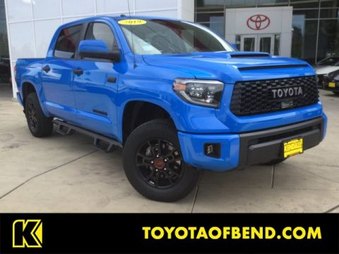 Certified Pre-Owned 2019 Toyota Tundra 4WD TRD Pro