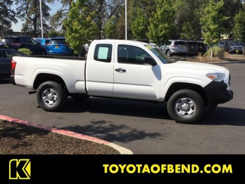 Certified Pre-Owned 2018 Toyota Tacoma STD