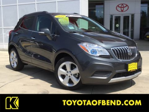 Pre-Owned 2016 Buick Encore Sport Utility